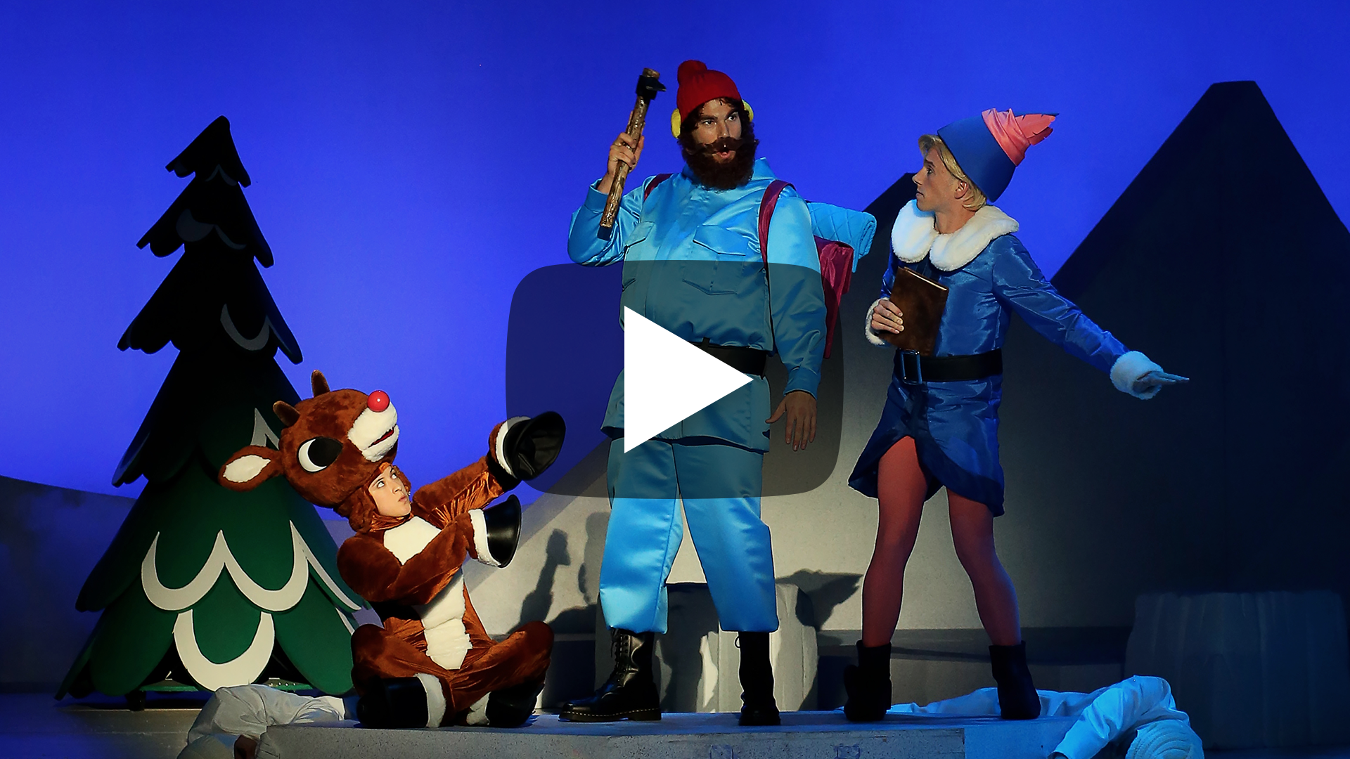 Rudolph the Red-Nosed Reindeer: <BR>The Musical