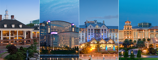 Visit www.GaylordHotels.com today!